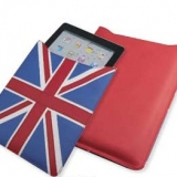 Union Jack iPad Cover - Brand New - In Retail Universal Hooks