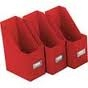 226 x Set of 3 Card Filers - Poppy Red
