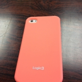 399 x Logic3 Silicone Grip iPhone 4/4S