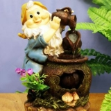 Great Indoor Gnome Water Feature (50 Units) RRP Aprx £1.5K