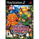 Buzz Dino Den PS2 Game (Come in French Packaging, But Plays in