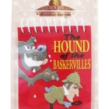 Sherlock Holmes PVC 'The Hound of the Baskervilles' Notepads