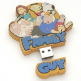 Family Guy 'The Family' USB Drives (228 units) RRP £1.8K