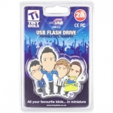 Tiny Idols 'Tweeners' USB Drives (467 Units) RRP £7K