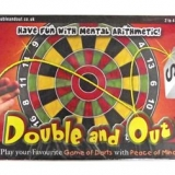 Double and Out Board Games (1280 units) RRP £11.4