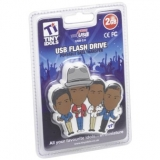 Tiny Idols 'Jayless' USB Drives 2GB (973 units) RRP £14.5