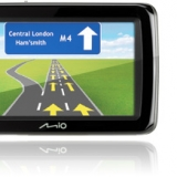 Mio Spirit 480 UK and Western Europe GPS Sat Nav - Refurbished