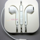 Earbuds/EarPods/Earphone/Headphone Remote & Mic for iPhone 5,