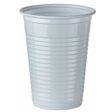 3600 x White Disposable Plastic Drinking Cups