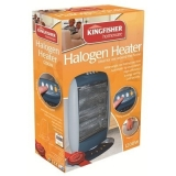 Kingfisher Halogen Heater 1200w