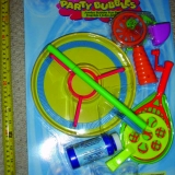 LARGE Jumbo Bubble Fun Sets - Unique Party Product