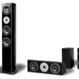Pure Acoustics Noble 5-Piece Loudspeakers - Home Theatre Kit