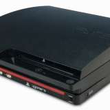 4GAMERS™ Officially Licensed PS3 Horizontal Stand 'n' USB Hub
