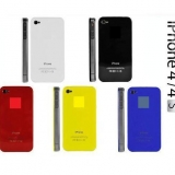 iPhone 4/4S Glossy Shiny Cases (193 Units) VAT REFUNDED