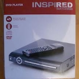 InspiRED Watching DVD Player - Enjoy your favourite movies!!!