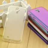 2500 units of Samsung Galaxy S4 TPU CASES IN SIX COLOURS AT CHINA
