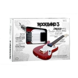 Rock Band 3 Wii Wireless Fender Mustang Pro Guitar (35 Units)