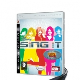 Disney Sing it PS3 Game with 2 SingStar Microphones (200 Bundles)