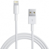 1 meter 8 PIN Ligntning USB Sync Charge Cable iPad 4 iPhone 5