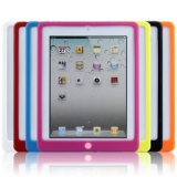 iPad Silicone Soft Gel Covers (100 units) for iPad Gen 1,2,3,4
