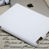 iPad Scrub Feel Hard Plastic Smart Cover Compatible Back Covers