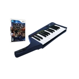 Rock Band 3 Keyboard & Game Bundle for Nintendo Wii (82 Units)