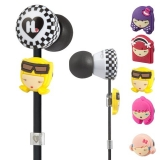 Monster Gwen Stefani Wicked Style Harajuku In-Ear Headphones