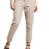 branded Gap Broken-in straight khakis cotton trouser  (without