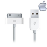 USB Data & Charger Cable for Apple iPod & iPhone 4S/4/3G/3Gs
