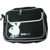 Playboy Laptop Bag - Black/White - PA5052-BLK (20 Units) RRP