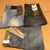 Branded Jeans - Made for UK High Street Shops (14 Mixed Pairs)