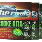 Popstars the Rivals Karaoke Hits 3 CDG Collections (100 Units)