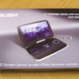Bush DVD 1205BUK - Black