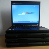 Cheap Laptop Job lot 4 x IBM Lenovo Thinkpad T60 14.1
