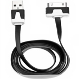 New 2 in 1  USB CABLE for iphone 4 ipad 1 2 3 & samsung galaxy