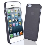 250 x Black Frosted Ultra Thin Lightweight iPhone 5 Snap Case