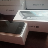 iPhone 4S 16 Gig Factory Unlocked Refurbished + Official Box