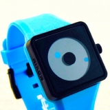 Silicone/Rubber Dot Unisex Watch RRP £14.99