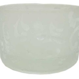 Colony Frosted Scroll Tealight Holders (144 Units)