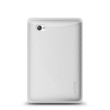 Iluv Flexi Metallic Case For Galaxy Tablet In White