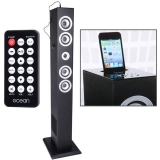 Ocean Branded Tower Speakers, USB Internet Radio/TV Dongles,
