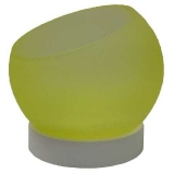 Colony Frosted Green Candle Holders (36 Units)
