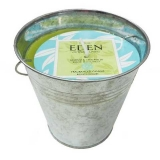 Bamboo & Citronella Large Bucket Candles (18 Units)