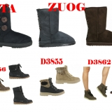Ladies ankle and fur boot collection great colours great quality