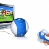 Varnam Q3 motion sensing console similar to Wii Blue Colour