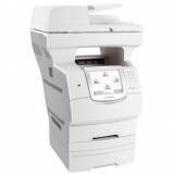 No Reserve! Lexmark X646e Multifunction Printer w/ 5 Trays (1